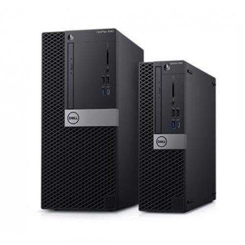 Настолен компютър DELL Dell OptiPlex 5060 SFF, N029O5060SFF_UBU (снимка 1)