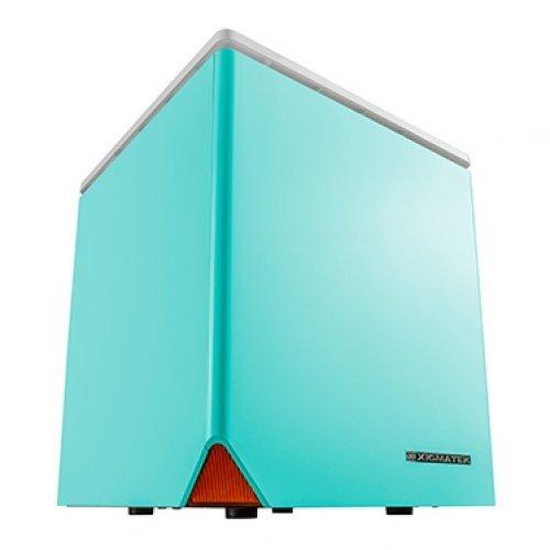 Компютърна кутия Xigmatek Nebula C EN6817, Blue (снимка 1)