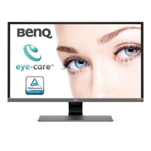 """Монитор BenQ 31.5"""" EW3270U, 9H.LGVLA.TSE (снимка 1)"""