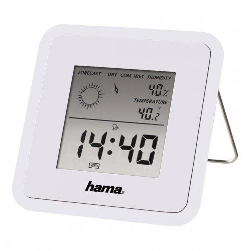 Метерологична станция Hama TH-50 113988, Цифров термометър/хигрометър (снимка 1)