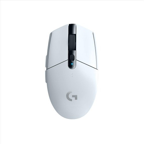 Мишка Logitech G305 Lightspeed Wireless, White (снимка 1)