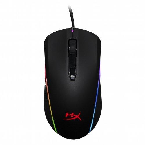 Мишка Kingston HyperX Pulsefire Surge, RGB (снимка 1)