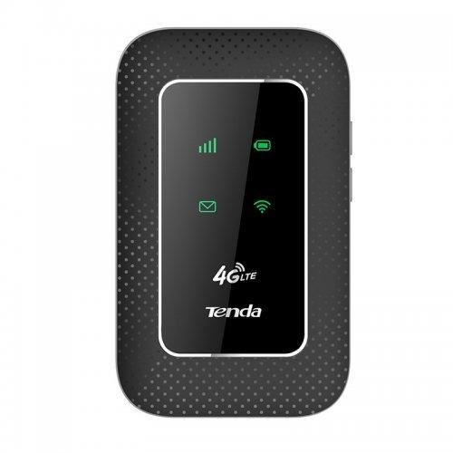 Безжичен рутер Tenda 4G180, 4G LTE Advanced 150Mbps Mobile Wi-Fi Hotspot (снимка 1)