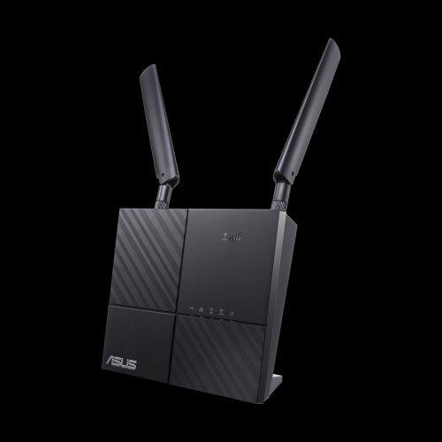 Безжичен рутер Asus 4G-AC53U, AC750 Dual-Band LTE Wi-Fi Modem Router (снимка 1)