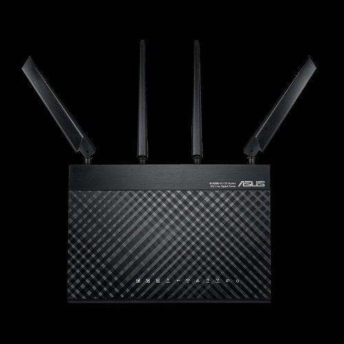 Безжичен рутер Asus 4G-AC68U, AC1900 Dual Band LTE WiFi Modem Router (снимка 1)