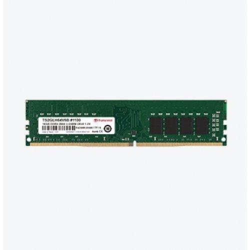 RAM памет DDR4 16GB 2666MHz Transcend TS2GLH64V6B (снимка 1)