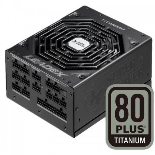 Захранващ блок Super Flower Leadex 1600W, 80 Plus Titanium (снимка 1)