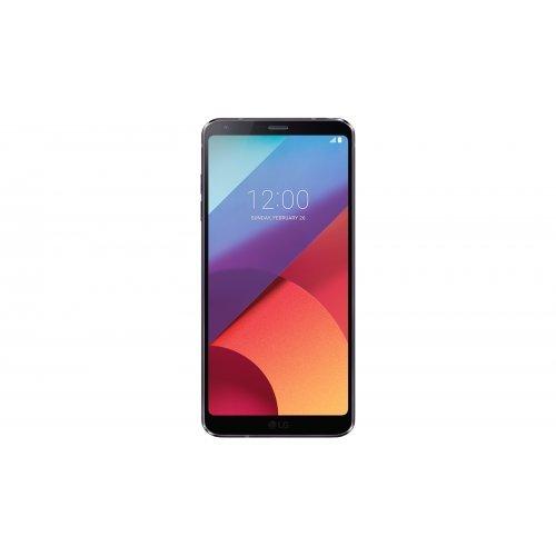 Смартфон LG G6, Black (снимка 1)