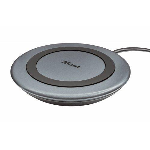 Безжично зарядно Trust Yudo10 Fast Wireless Charger for smartphones (снимка 1)