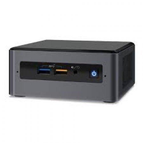 Barebone компютър Intel NUC, BOXNUC8I3BEH2 (снимка 1)