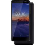 Nokia 3.1 Dual SIM, Black (Смартфони)