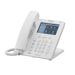 Panasonic KX-HDV330, White (IP телефони)