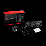 Asus ROG Ryujin 360, Aura Sync RGB (Охлаждане за компютри)