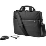 "HP 1FK07AA, 15.6"" Classic Briefcase (Чанти и раници за лаптопи)"