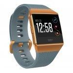 Fitbit Ionic, Slate Blue, Burnt Orange (Ръчни часовници)