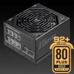 Super Flower Leadex II 750W, 80 Plus Gold (Захранващи блокове)