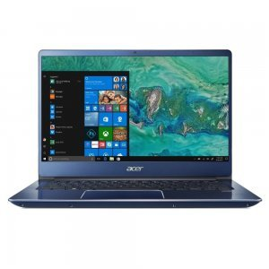 "Ултрабук Acer Aspire Swift 3 SF314-54-31N0, NX.GYGEX.007, 14.0"", Intel Core i3 Dual-Core (снимка 1)"