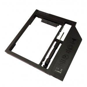 Кади за лаптоп DVD-ROM Universal SATA 3.0 2nd HDD Caddy 9.5mm (снимка 1)