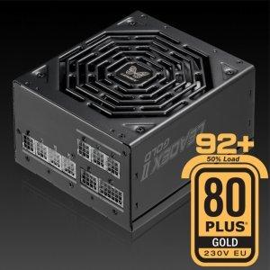 Захранващ блок Super Flower Leadex II 650W, 80 Plus Gold (снимка 1)