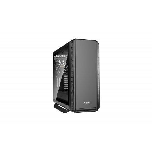 Компютърна кутия Be Quiet! Silent Base 801 Window, BGW29, Black (снимка 1)