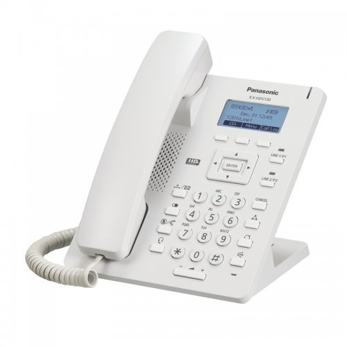 Panasonic KX-HDV130, White (снимка 1)