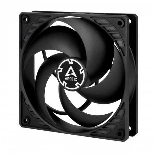 Въздушно охлаждане на процесор Arctic Fan P12 PWM, 200-1800rpm, Black (снимка 1)