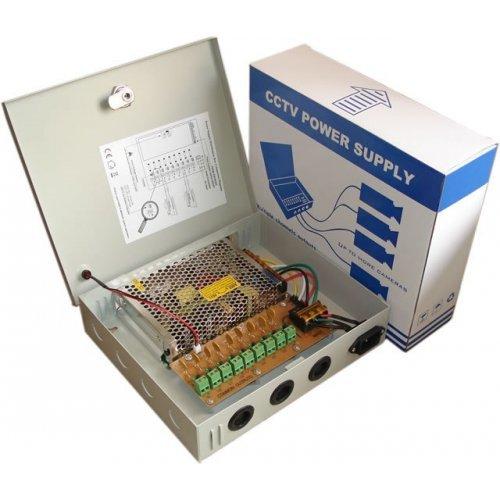 Захранващ блок Захранващ блок 12V/10A MPS-PTC120-A9 (снимка 1)