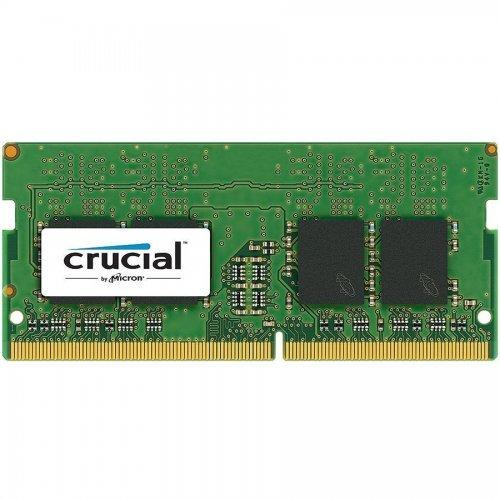 RAM памет DDR4 SODIMM 16GB 2666MHz CL19 1.2V Crucial (снимка 1)