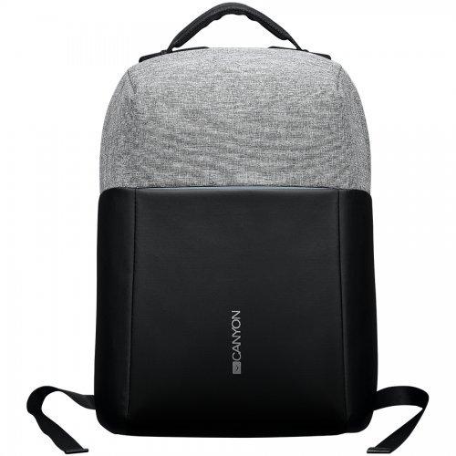 "Чанта за лаптоп Canyon CNS-CBP5BG9, 15.6"" Backpack (снимка 1)"