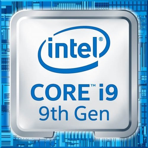Процесор Intel Coffee Lake Core i9-9900K, LGA1151, 3.6GHz (5.0GHz with Turbo), 16MB L3 Cache, 14nm, 95W, 64 bit, GPU Intel UHD 630, Box (No Fan) (снимка 1)