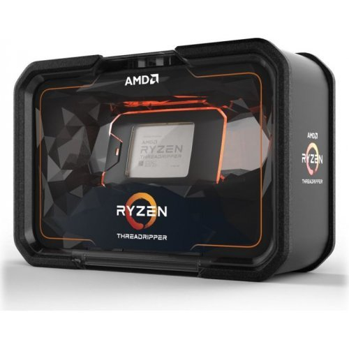 Процесор AMD Ryzen Threadripper 2990WX 32 cores/64 threads, s.TR4, 3.0GHz (4.2 GHz with Turbo), 16MB L2 Cache, 64MB L3 Cache, 250W (снимка 1)