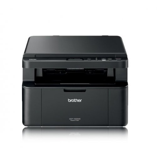 Brother DCP-1622WE, DCP1622WEYJ1, черен, Laser Multifunctional, Print, Copy, Scan (снимка 1)