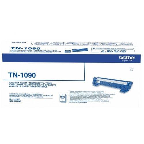 Brother TN-1090 Toner Cartridge for 1500 pages, стандартна за HL-1222WE и DCP-1622WE, черен тонер (снимка 1)
