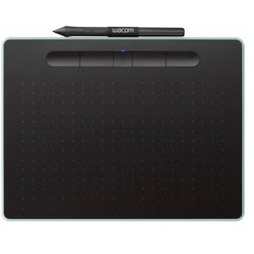 Графичен таблет Wacom Intuos M Bluetooth, Black (снимка 1)