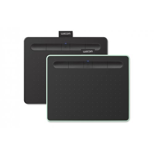 Графичен таблет Wacom Intuos S Bluetooth, Black (снимка 1)