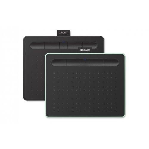 Графичен таблет Wacom Intuos S Bluetooth, Pistachio (снимка 1)