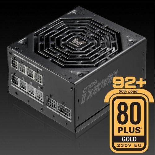 Захранващ блок Super Flower Leadex II 750W, 80 Plus Gold (снимка 1)