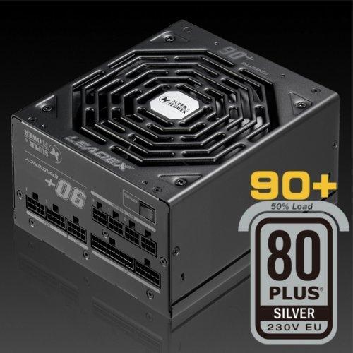 Захранващ блок Super Flower Leadex Silver 550W, 80 Plus Silver (снимка 1)