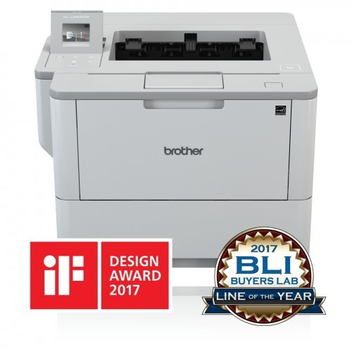 Моно лазерен принтер Brother HL-L6400DW, HLL6400DWRF1, Mono Laser Printer (снимка 1)