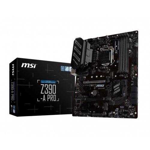 Дънна платка MSI Z390-A Pro, Intel Z390, LGA 1151 (снимка 1)