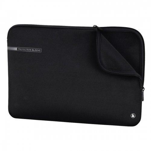 "Чанта за лаптоп Hama Neoprene 101547, 17.3"" Cover, Black (снимка 1)"
