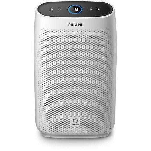 Пречиствател за въздух  Пречиствател за въздух Philips AC1214/10, Series 1000i; намалява алергени, газове, миризми, Улавя 99, 97% от частиците; идеален за малко до средно помещение (снимка 1)