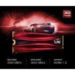Adata 256GB XPG Gammix S11 Pro, PCI Express 3 x4, M.2 2280 (SSD (Solid State Drive))