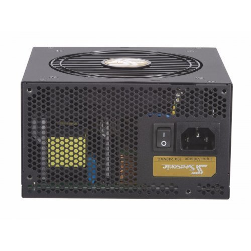 Захранващ блок Seasonic Focus Gold SSR-750FM, 750W, 80 Plus Gold (снимка 1)