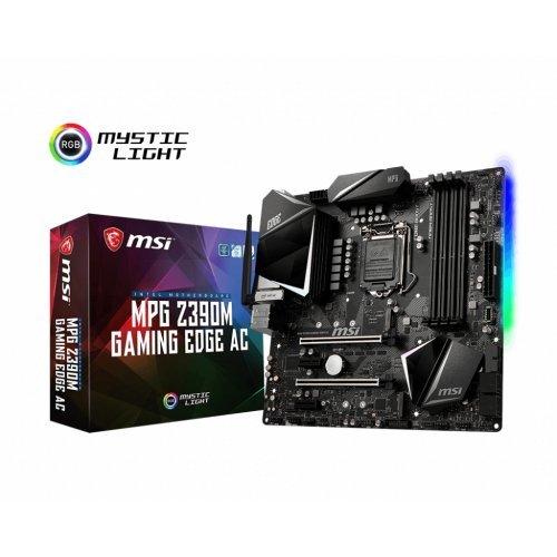 Дънна платка MSI MPG Z390M Gaming Edge AC, LGA1151 (снимка 1)