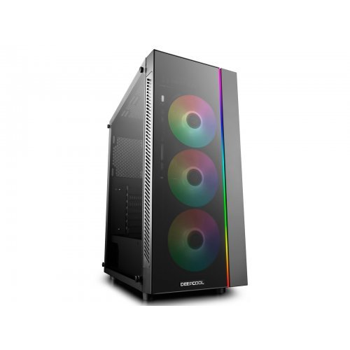 Компютърна кутия DeepCool Matrexx ADD-RGB 3F, Addressable RGB, 3x120mm ADD-RGB Fans (снимка 1)