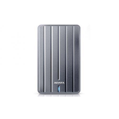"""Външен твърд диск Adata HC660 2TB, 2.5"""", USB3.1, Titanium (снимка 1)"""