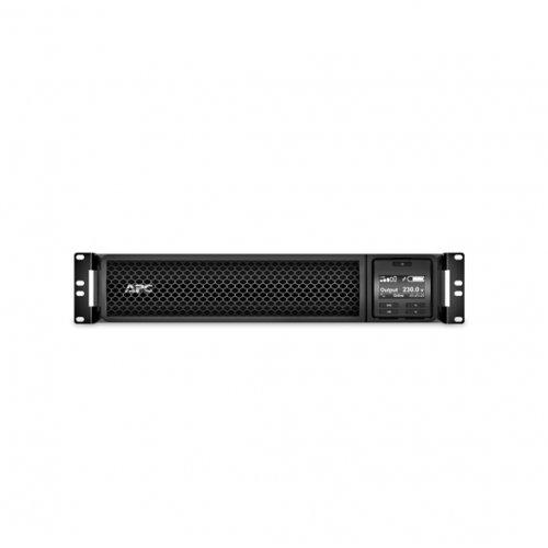 UPS устройство APC Smart-UPS SRT SRT3000RM 3000VA RM 230V Network Card (снимка 1)