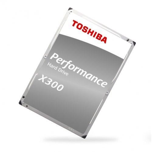 Твърд диск Toshiba 10TB, X300 HDWR11AEZSTA, SATA3, 256MB, 7200rpm (снимка 1)