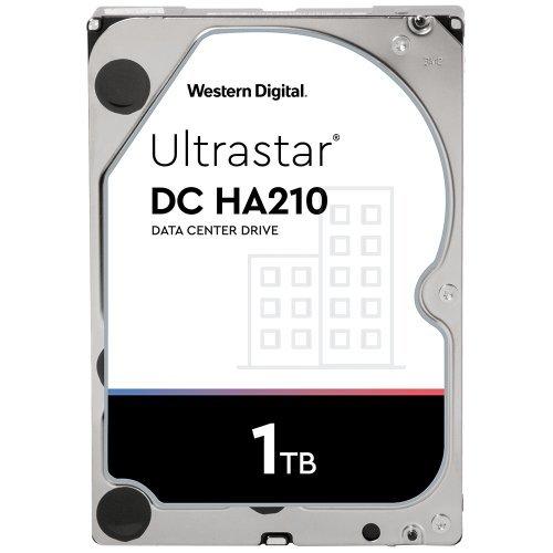 Твърд диск Western Digital 1TB, Ultrastar DC HA210 3.5, SATAIII 128MB (снимка 1)